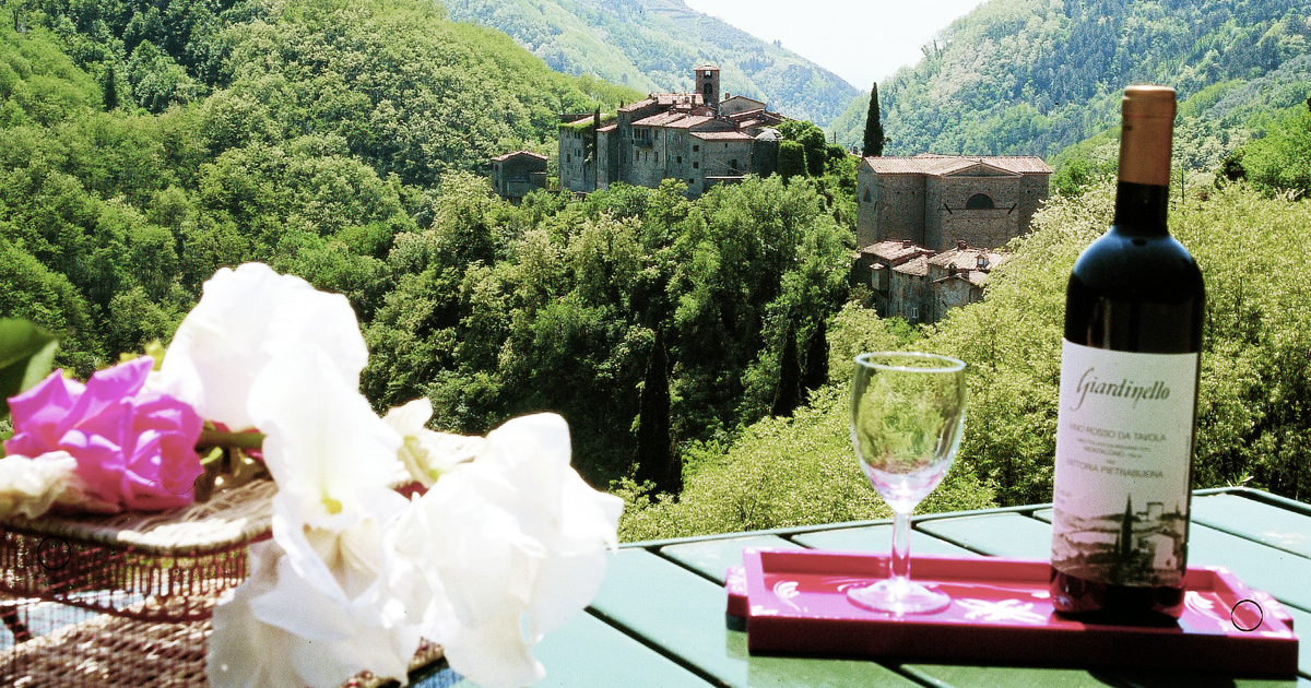 Long stay holiday in Tuscany