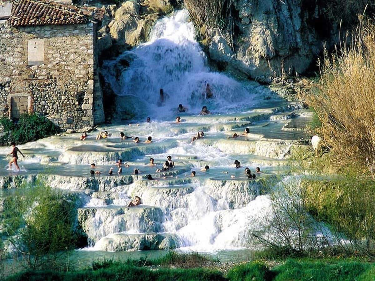 SPA andwellness in Tuscany