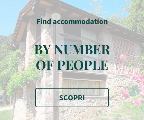 Find accommodation by number of people